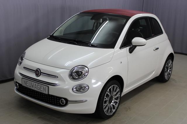 """Fiat 500C - Lounge 1,2 8V S&S UVP 22.285 Euro, CITY PAKET, Uconnect Radio Mit 7"""" Hd-touchscreen, Klimaautomatik, 16""""-Leichtmetallfelgen, 7""""-TFT-Farbdisplay, Nebelscheinwerfer, Licht- und Regensensor uvm."""