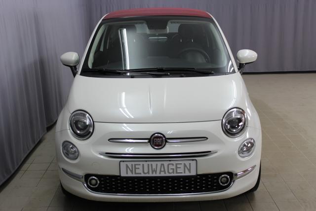 Fiat 500C - Lounge 1,2 8V S&S UVP 23.695 Euro, CITY PAKET, Uconnect Radio Navi Mit 7