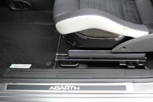 24124  Abarth 595 MY19-Competizione 1.4 T-Jet 132 KW (180PS) MY19Asfalto Grau (Matt-Lackierung) (708)