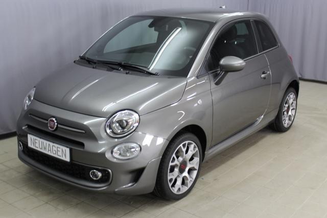 "Fiat 500S - Sport 1,2 8V UVP 18.310 Euro Navigationssystem Uconnect Radio mit 7""-HD-Touchscreen, City Paket, TFT-Farbdisplay, Apple Car Play, Klimaautomatik, Nebelscheinwerfer, 16""-Leichtmetallfelgen uvm."