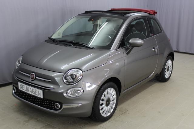 Fiat 500C - Lounge 1,2 8V Sie sparen 6.685€, Dualogic Uconnect Radio mit 7