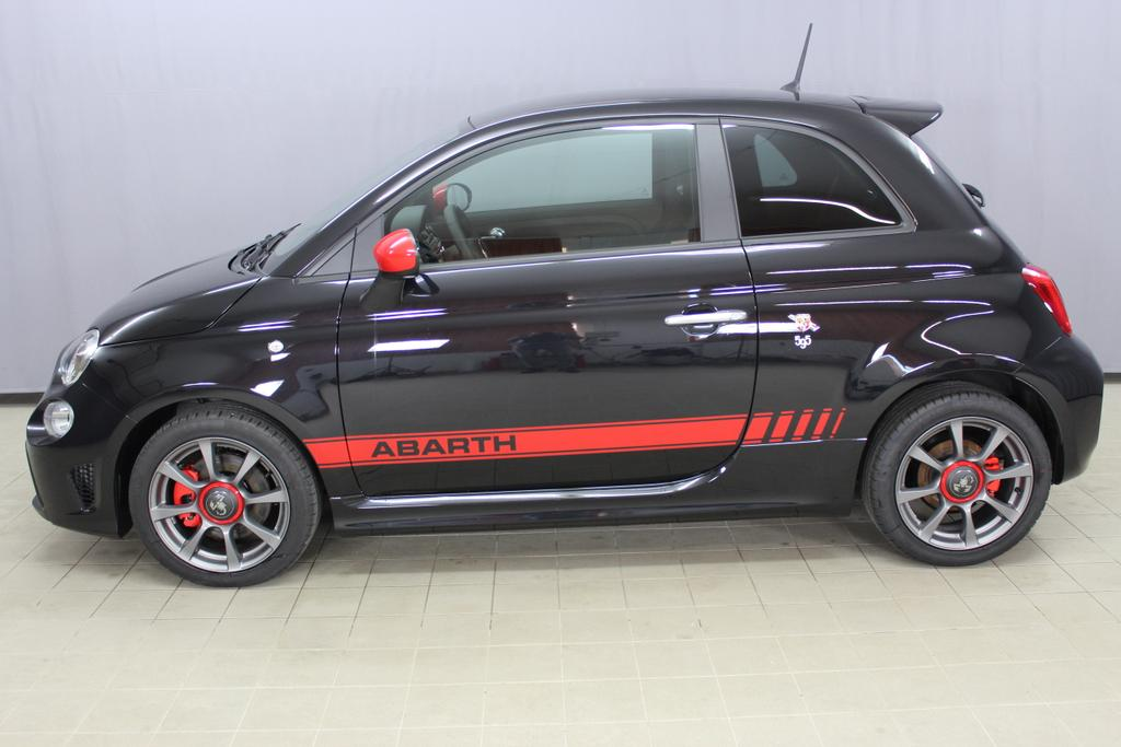 02273 Abarth 595 MY19-1.4 T-Jet 107 KW (145PS) MY19