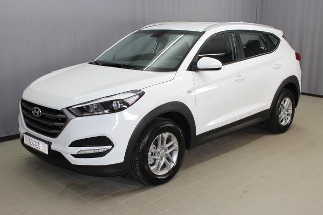 Gebrauchtfahrzeug Hyundai Tucson - Comfort 2,0 CRDi 4WD 100kw 136PS Paket, Einparkhilfe hinten, Sitzheizung vorne, Lederlenkrad, uvm.