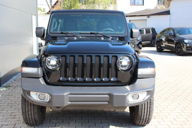 Jeep Wrangler - Unlimited Sahara JL Sie sparen: 13.950,00 2,2T 4WD 147 kW 200PS Automatikgetriebe DSG, Geschwindigkeitsregelanlage adaptiv, Auffahrwarnsystem, Totwinkel Assistent mit hinterer Querbewegungserkennung, Keyless Enter