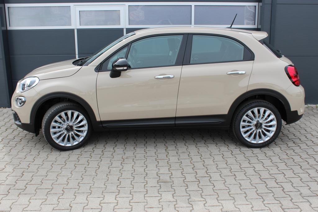 Fiat 500X 1.6 E-Torq 110PS URBAN Look, 231 Cappuccino Beige Uni