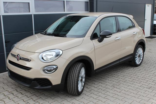 Fiat 500X - URBAN 1.6 E-Torq UVP 22.235,. Mirroring via Apple CarPlay, Touchscreenradio mit 7