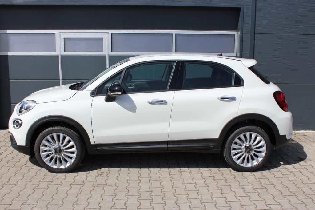 Fiat 500X 1.6 E-Torq 110PS URBAN Look, 296 Gelato Weiss Uni, günstig kaufen
