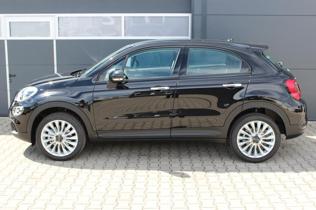 Fiat 500X 1.6 E-Torq 110PS URBAN Look, 601 Cinema Schwarz Uni