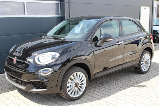 Fiat 500X - URBAN 1.6 E-Torq UVP 22.695,. Mirroring via Apple CarPlay, Touchscreenradio mit 7