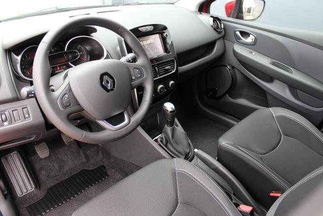 Renault Clio Sport Tourer TCe 90PS Rot Metallic, günstig kaufen