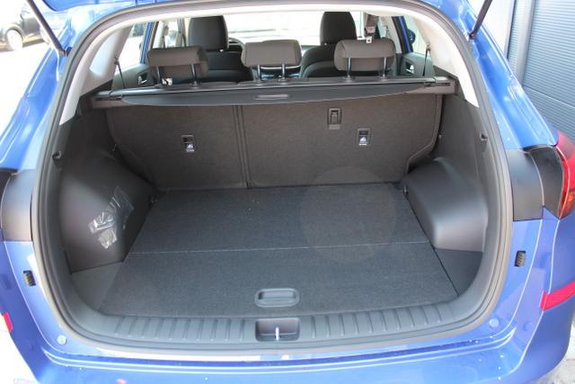 Hyundai Tucson 1,6 GDi 2WD MT Winterpaket 2: Sitzheizung,Beheizbares Lenkrad  BG2WD Champion Blue