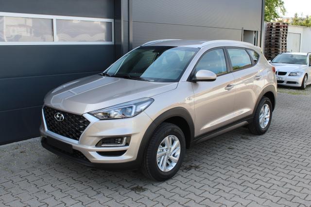 Hyundai Tucson - Pure UVP Euro 24.920,00 1,6 GDI 2WD S&S, Audiosystem mit 5 Zoll Bildschirn, 6D-Temp (WLTP), Sitzheizung vorne, Beheizbares Lenkrad uvm.