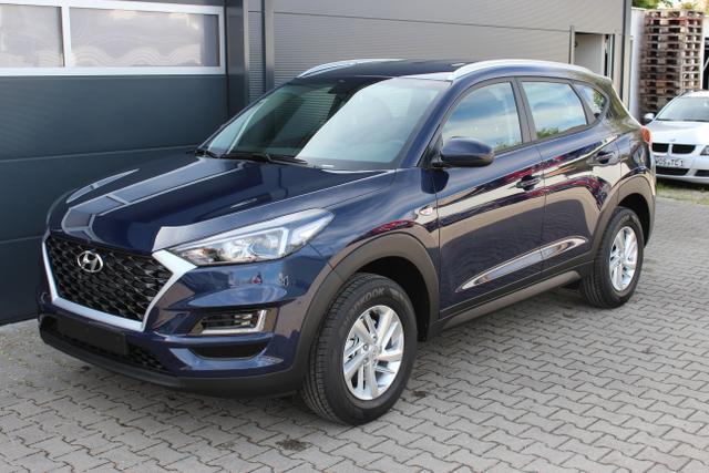 Hyundai Tucson - Pure 1,6 GDI 2WD UVP 24.920 Euro, Audiosystem mit 5 Zoll Bildschirn, Euro 6D-Temp (WLTP), Sitzheizung vorne, Beheizbares Lenkrad, uvm.