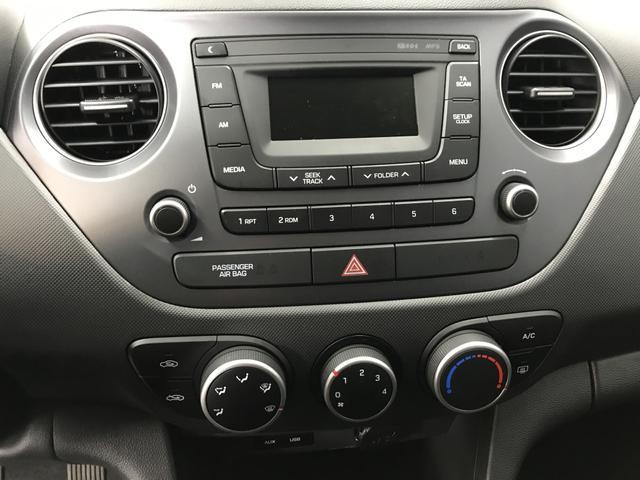 i10 Select 1.0l 67 PS 5-Gang, UVP 13.390 Euro, Radio RDS/MP3 - USB/AUX, Tagfahrlicht, TPMS; Warnsymbol