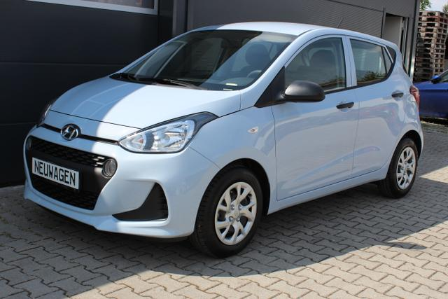 Hyundai EU i10 - Select 1.0l 67 PS 5-Gang, Radio RDS/MP3 - USB/AUX, Tagfahrlicht, TPMS; Warnsymbol