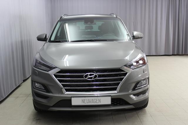 Hyundai Tucson - Trend 1.6 T-GDI 4WD Sie sparen 9.500,00, 18'' Aluminiumfelgen, Navigationssystem inkl. Rückfahrkamera / DAB-Radio, Apple CarPlay & Android Auto, Klimaautomatik, Sitzheizuung vorne u. hinten, Einparksensoren hinten uvm.