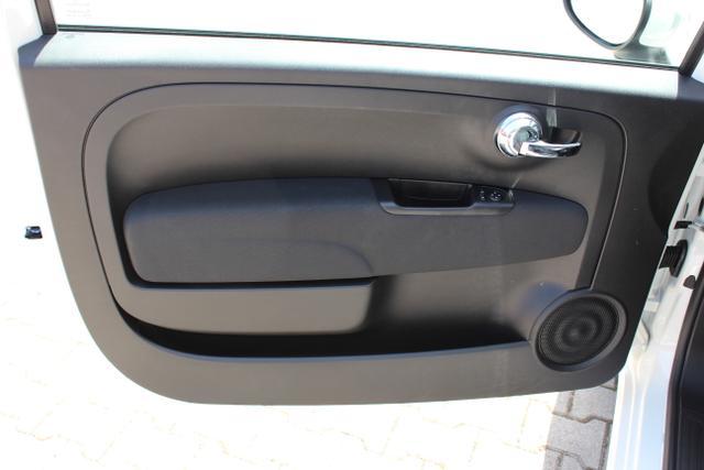 FIAT 500 1.2 8v CityWeiß