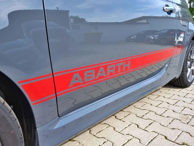 Abarth / 595 / Grau / 595 STANDARD /  /
