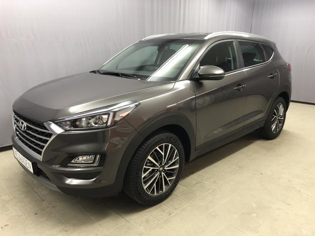 Hyundai Tucson - Trend Sie sparen 9.500,- 1,6 T-GDi 2WD DCT, Navigationssystem mit 8 Zoll Farbdisplay, 18 Leichtmetallfelgen, Privacy Glas, Sitzheizung hinten uvm.