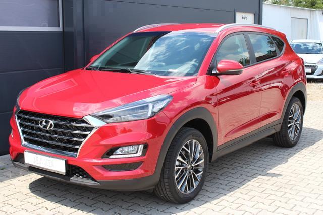 Hyundai Tucson - Style 1,6 GDI 2WD S&S Sie sparen 8.810 Euro, Navigation 8Zoll, DAB+, Schlüssellose Zentralverriegelung, Spurhalteassistent, Totwinkel-Assistent, Sitzheizung hinten uvm.