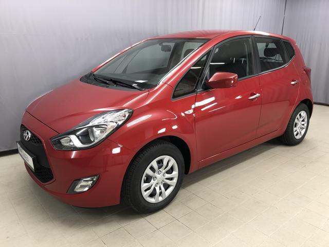 Hyundai ix20 - Pure Sie sparen 5.990 Euro, 1,6 CVVT Automatik 125PS, Sitzheizung vorne, TPMS, 15 Zoll Felgen, Einparkhilfe hinten, beheizbares Lederlenkrad, Klimaanlage uvm.