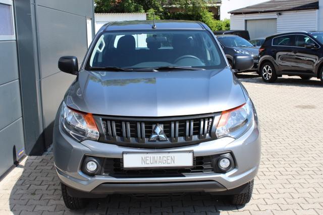 L200 - BASIS Extra 2.4 Di-D DoKa 4WD Trittbretter seitlich, Klimaanlage, Tempomat, Sperre Hinterachsdifferential 100 % zuschaltbar, Radio CD MP3 USB uvm.