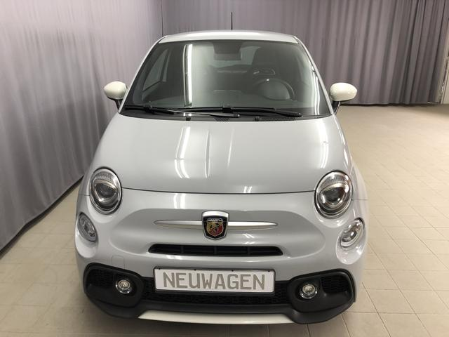 Abarth 595 Turismo - 1,4 T-Jet 165PS, Leder Schwarz, Navigationssystem, Apple CarPlay, 17
