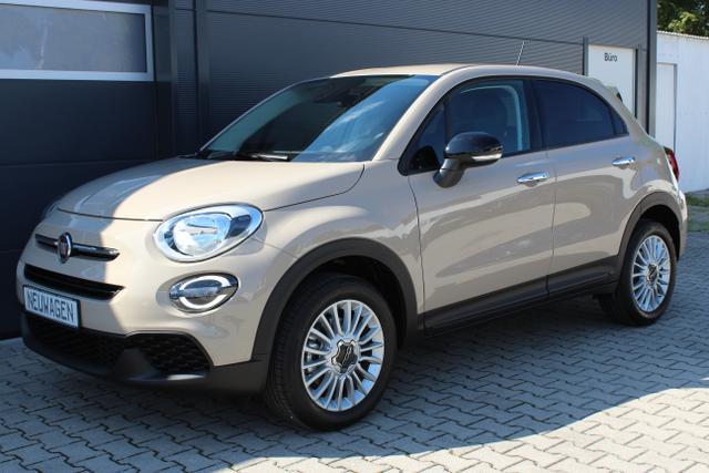 """Fiat 500X - URBAN 1.6 E-Torq UVP 22.695,. Mirroring via Apple CarPlay, Touchscreenradio mit 7""""-Bildschirm, 17""""-Leichtmetallfelgen, Spurhalteassistent, Lichtsensor- und Regensensor, Winter Paket, Verkehrszeichenerkennung uvm."""