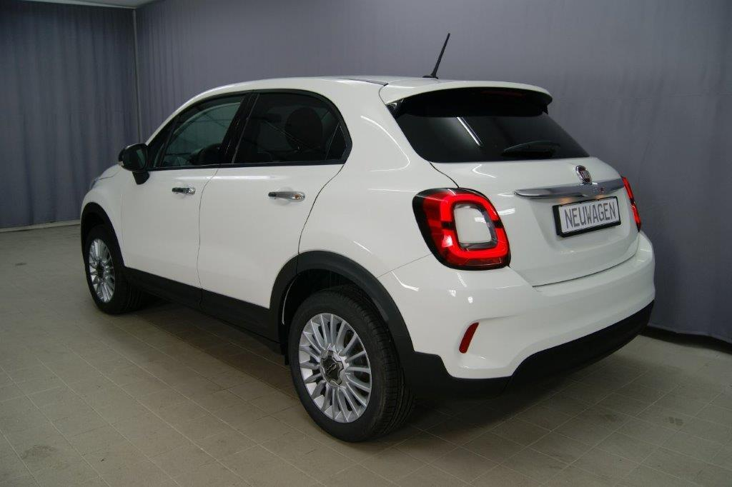 Fiat 500X 1.6 E-Torq 110PS URBAN Look, Weiss