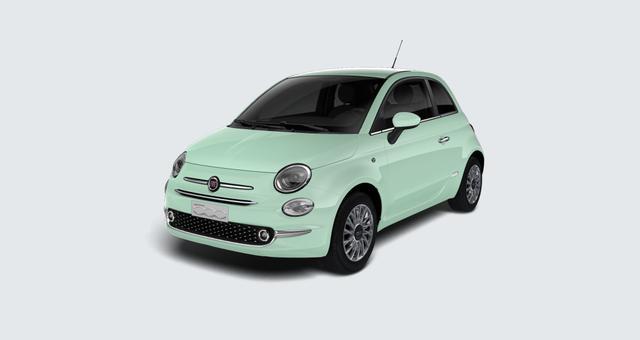 Fiat 500 - Lounge 1,2 8V Serie 7 Modell 2020, Navigation+DAB, TFT Display, Klimaautomatik, Lederschaltknauf, PDC hiten, Nebelscheinwerfen uvm.