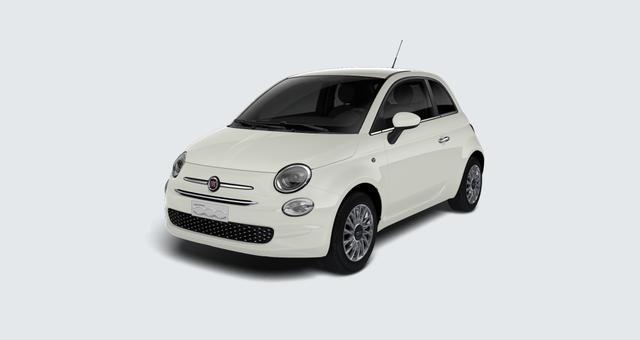 "Fiat 500 - Lounge 1,2 Serie7, Modell 2020, Uconnect Radio mit 7""-HD-Touchscreen, Apple Car Play, Klimaautomatik, 15""-Leichtmetallfelgen, Notrad, Parksensoren hinten uvm."