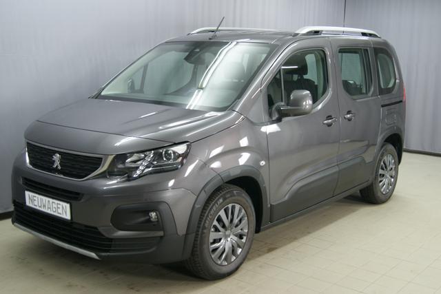 Peugeot Rifter - Allure 1,2 PureTech 110 L1, Sitzheizung, Klimaanlage, Mirroring via Apple CarPlay / Android Auto, Nebelscheinwerfern, Lichtsensor, Regensensor uvm.