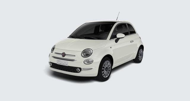 Vorlauffahrzeug Fiat 500 - Lounge UVP 20.950 Euro 1,2 8V Serie 7 Modell 2020, Dualogic, Sky-Dome, Navigation DAB, TFT Display, Klimaautomatik, PDC hiten, Nebelscheinwerfen uvm.