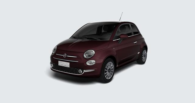 Fiat 500 - Lounge Sie sparen 7.100 Euro 1,2 Serie7 Modell 2020, Dualogic, Sky-Dome, Navigation+DAB, TFT Display, Klimaautomatik, PDC hiten, Nebelscheinwerfen uvm.