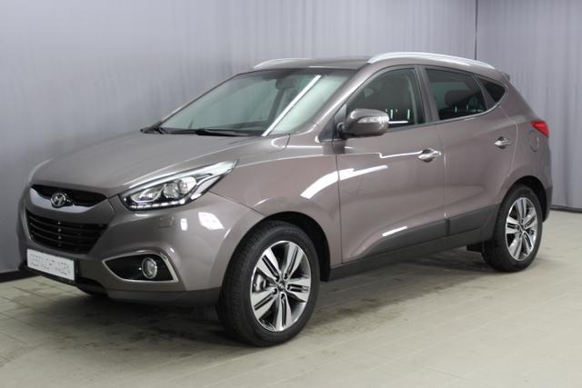 Hyundai ix35 - Style 2.0 CRDI 4WD 185 PS Bi-Xenon, Navigationssystem, Rückfahrkamera ,2 Zonen Klimaautomatik Leder, uvm.