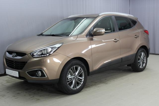 Hyundai ix35 - Premium 2, 0 CRDI 4WD MT 135kw Klimaautomatik, Alufelgen 17 Zoll, Navigationssystem mit Rückfahrkamera, Xenon