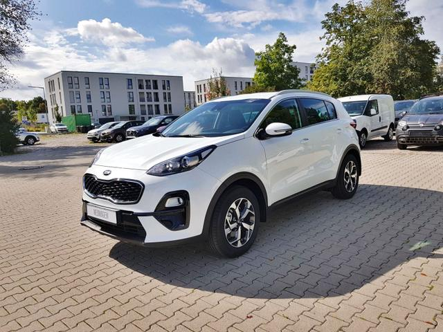 Kia Sportage - Dream-Team Edition Sie sparen 9.460.- Euro, 1,6 T GDI 2 WD 177PS, Navigation, Fahrspurassistent, Lordosenstütze, Fernlichtassistent, Wachsamkeitsüberwachungsfunktion uvm.