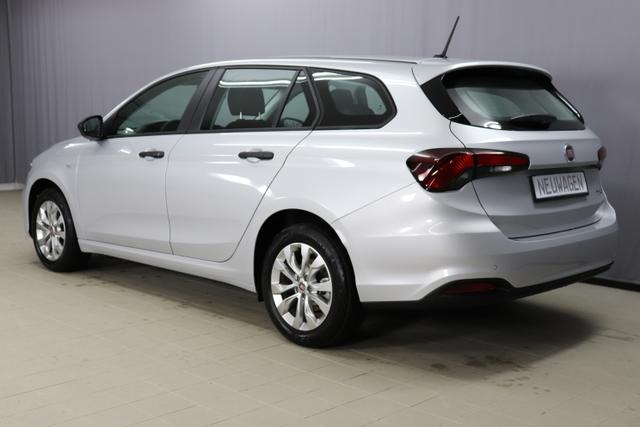 Fiat Tipo Kombi Pop Plus 1.4 70kW 95PS / 5DE Start Stopp 612 Maestro Grau Metallic