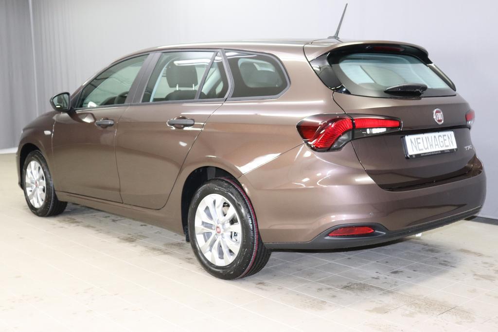 Fiat Tipo Kombi Pop Plus 1.4 70kW 95PS / 5DE Start Stopp 444 Magnetico Bronze Metallic