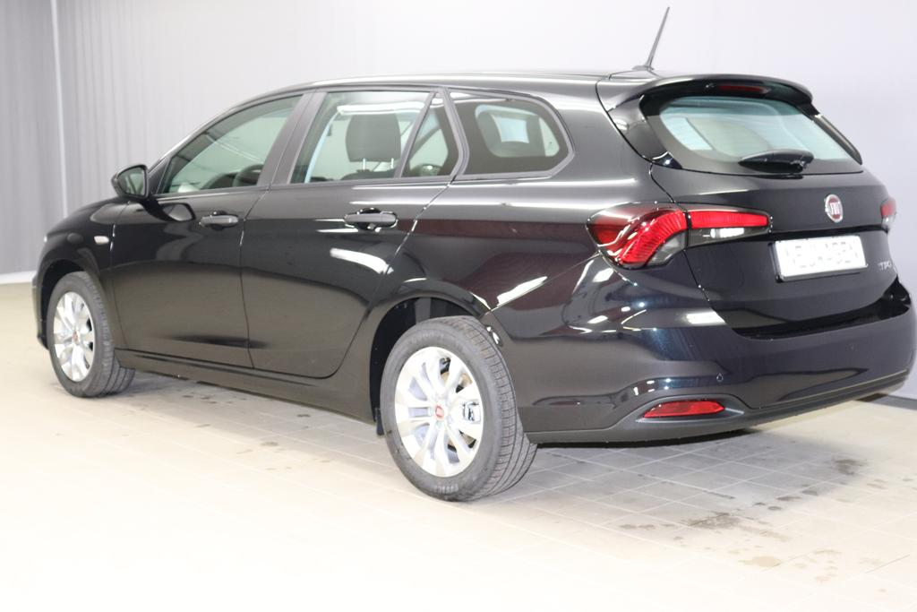 Fiat Tipo Kombi Pop Plus 1.4 70kW 95PS / 5DE Start Stopp 718 Cinema Schwarz Metallic