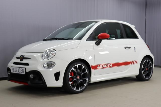 Abarth 595 Competizione - Sie sparen 5.473 Euro, 1.4 16V T-Jet mit 132 kW (180 PS) Navigationssystem, Klimaautomatik, Beats® Audio Soundsystem, Rote Sitzgurte vorne , Bi-Xenon Scheinwerfer 17