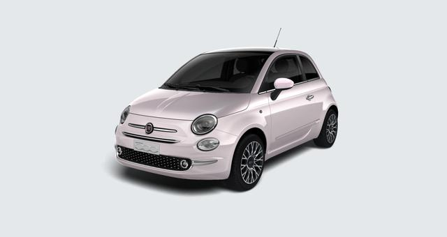 Vorlauffahrzeug Fiat 500 - Star 1,2 8V UVP 21.545 Euro Panorama-Dach, Navigationssystem, DAB, Klimaautomatik, PDC hinten, Apple Carplay / Android Auto, Licht und Regensensor, Lederschaltknauf, 16 Zoll Alufelgen uvm.