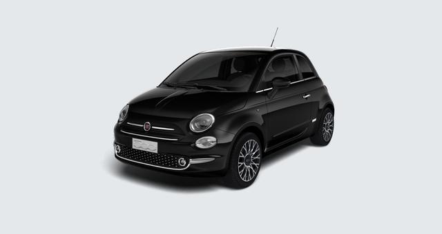 Vorlauffahrzeug Fiat 500 - Star 1,2 8V UVP 19.845 Euro, Panorama-Dach, Navigationssystem, DAB, Klimaautomatik, PDC hinten, Apple Carplay / Android Auto, Licht und Regensensor, Lederschaltknauf, 16 Zoll Alufelgen uvm.