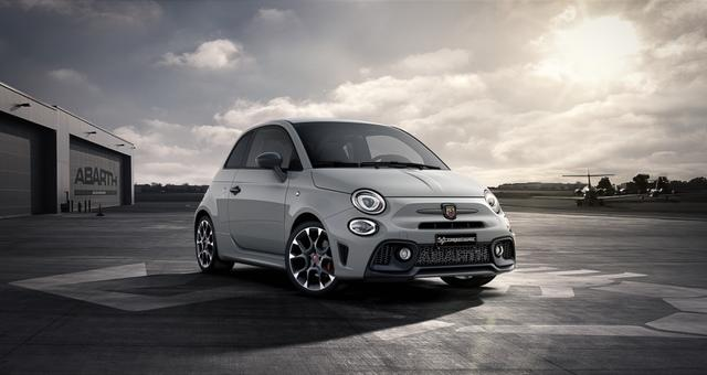 Abarth 595 Competizione - Sie sparen 6.020 Euro 1,4 T-Jet Navigationssystem, Urban Paket, MJ 2020, Apple CarPlay, 17