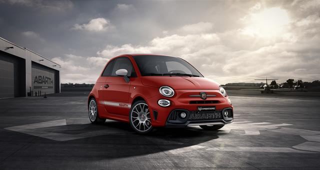 Abarth 595 Competizione - Sie sparen 6.060 Euro 1,4 T-Jet Navigationssystem, Urban Paket, MJ 2020, Apple CarPlay, 17