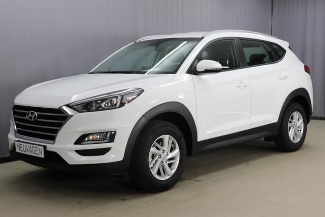 Hyundai Tucson - Trend 1.6 GDI 2WD Navigationssystem inkl. Rückfahrkamera / DAB-Radio, Apple CarPlay & Android Auto, Klimaautomatik, Sitzheizung vorne, Einparksensoren hinten Privacy Glas uvm.