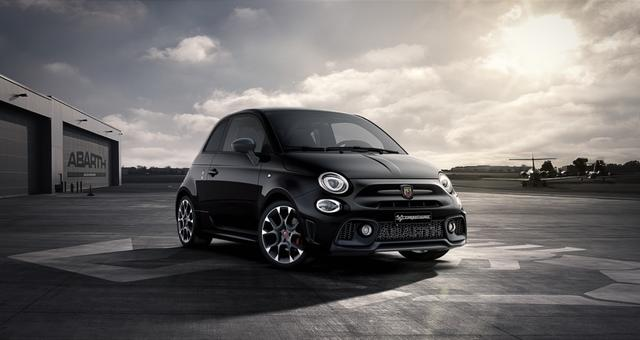 Abarth 595 Competizione - Sie sparen 6.060 Euro 1,4 T-Jet Dualogic, Navigationssystem, Urban Paket, MJ 2020, Apple CarPlay, 17
