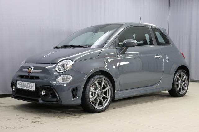 "Lagerfahrzeug Abarth 595 - UVP 21.570.- 1,4 T-Jet Navigationssystem, MJ 2020, Apple CarPlay, 16""-LM, LED-Tagfahrlicht, 7 Zoll TFT Farbdisplay, Analoges Manometer"