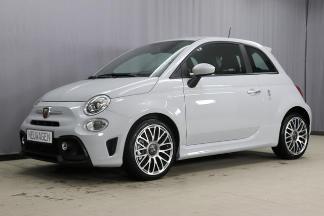 "Vorlauffahrzeug Abarth 595 - UVP 22.470.- 1,4 T-Jet Navigationssystem, MJ 2020, Apple CarPlay, 17""-LM, LED-Tagfahrlicht, 7 Zoll TFT Farbdisplay, Analoges Manometer"