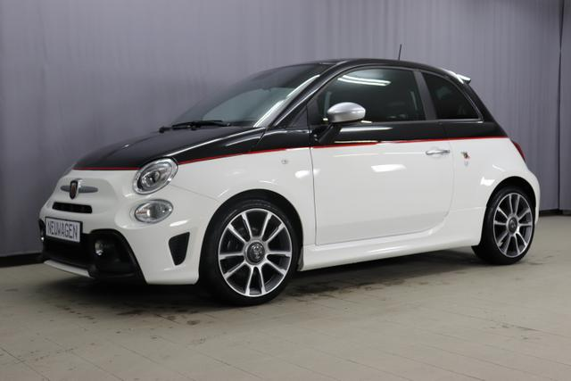 Abarth 595 Turismo - 1,4 T-Jet Sie sparen 5.380 Euro, 165PS, Navigationssystem, Apple CarPlay, 17